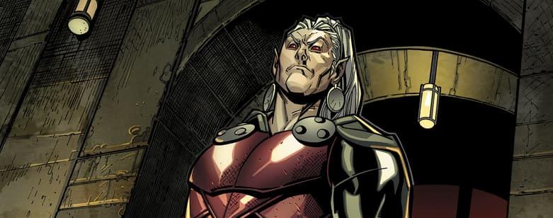 X-MEN (2010) #5 Dracula