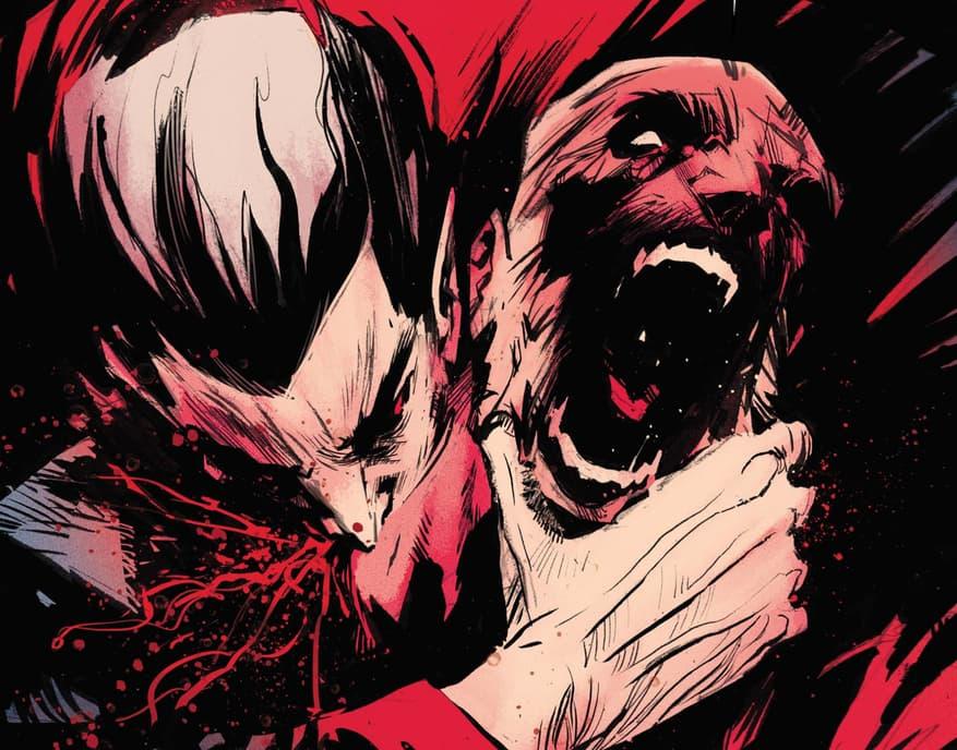 Dracula and Old Man Logan