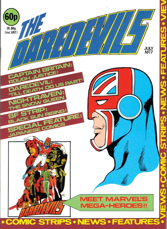 The Daredevils #7