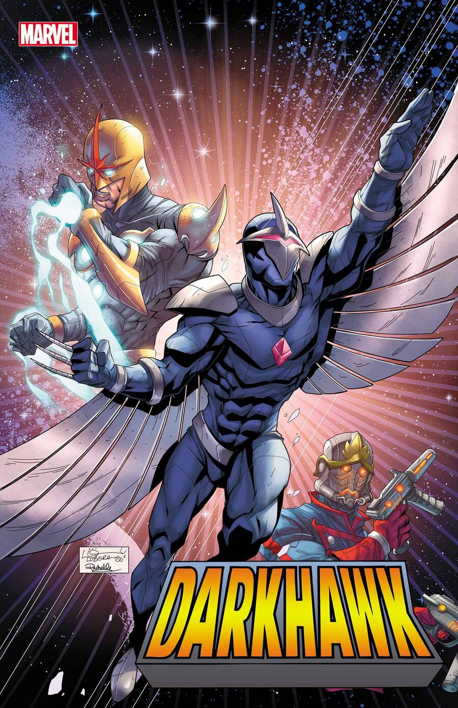 Darkhawk variant cover