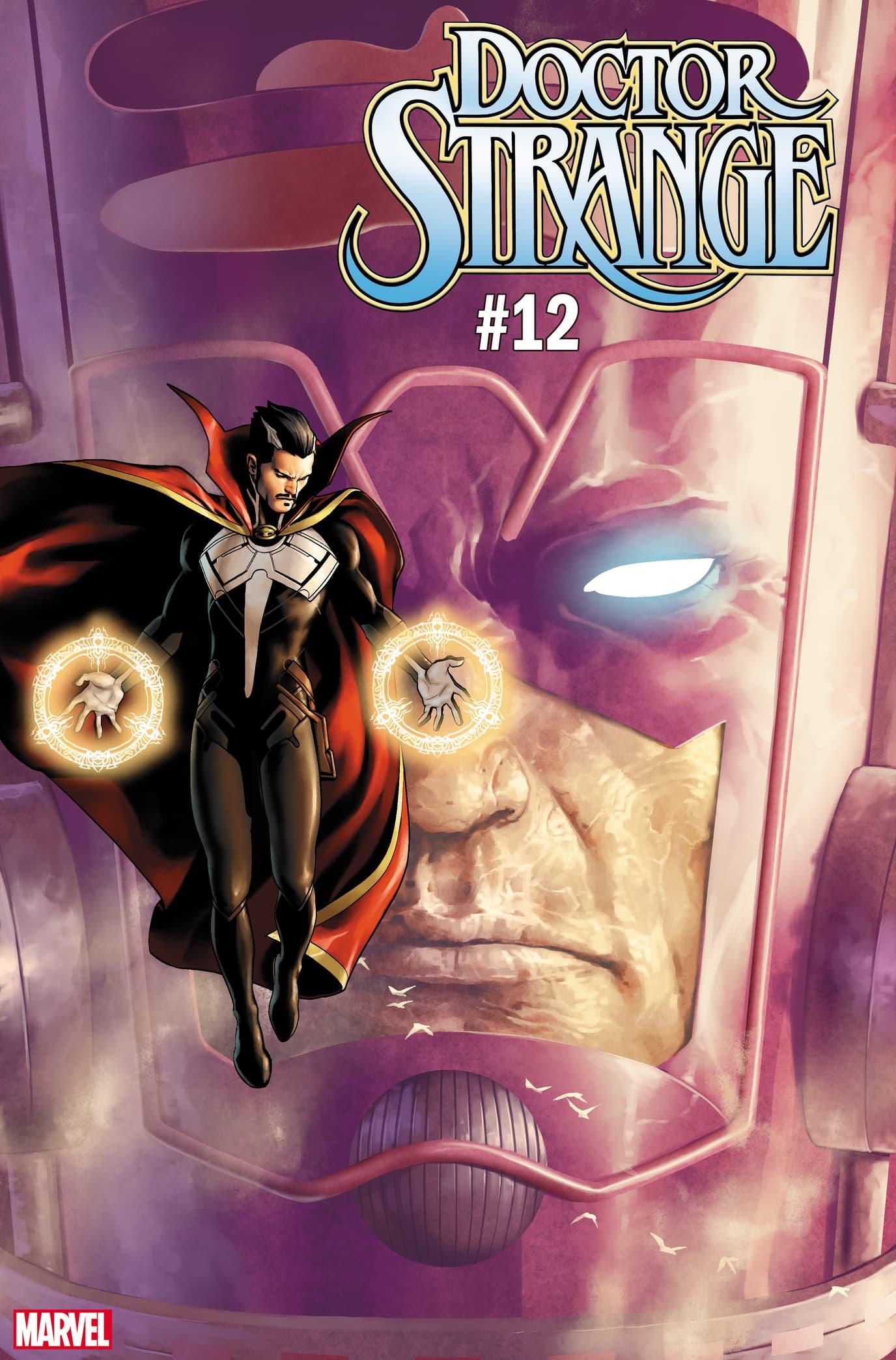 Cover of Doctor Strange #12