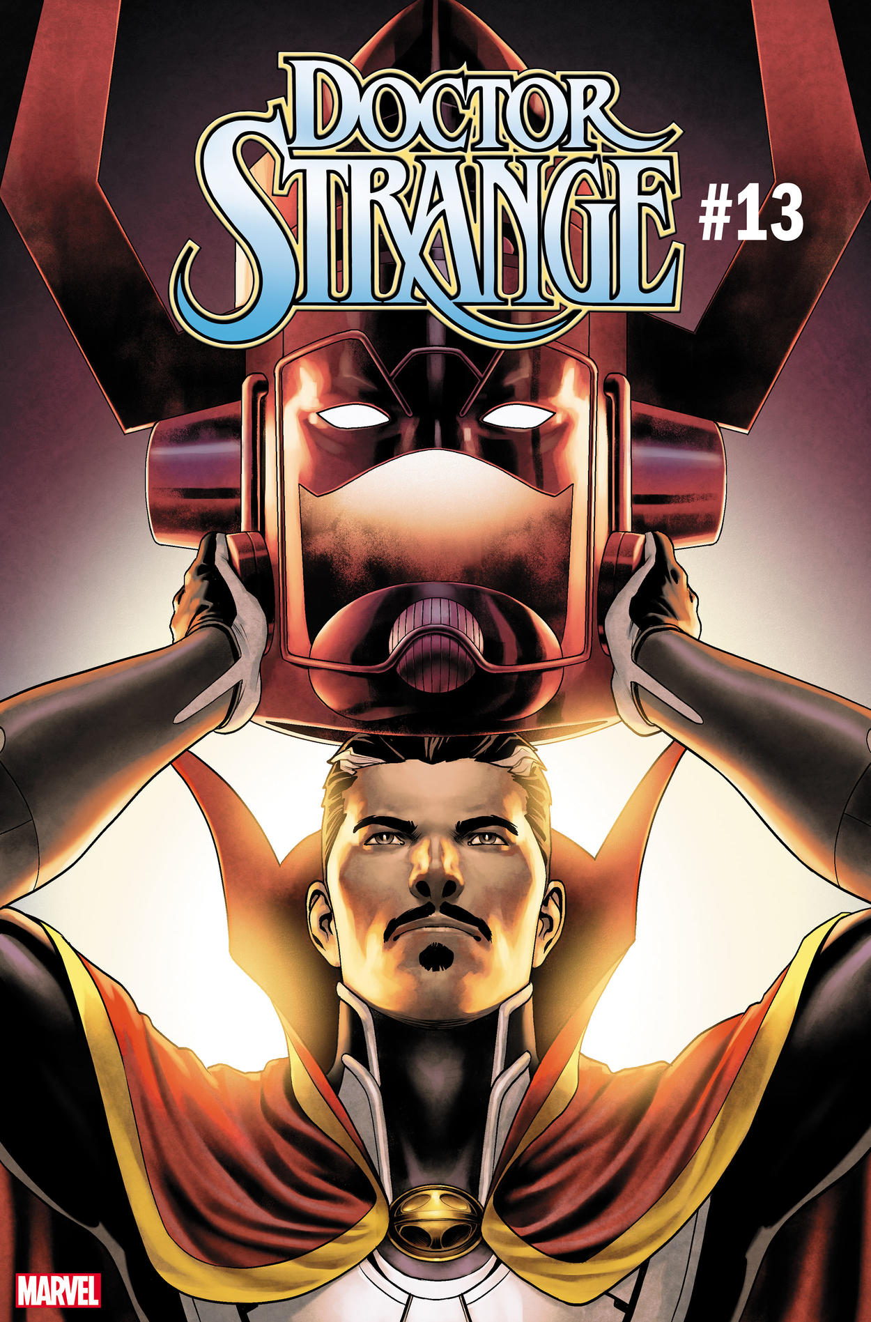 Cover of Doctor Strange #13