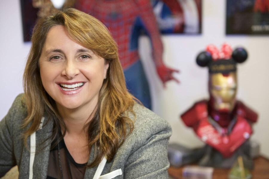 Victoria Alonso, Marvel Studios' EVP of Production