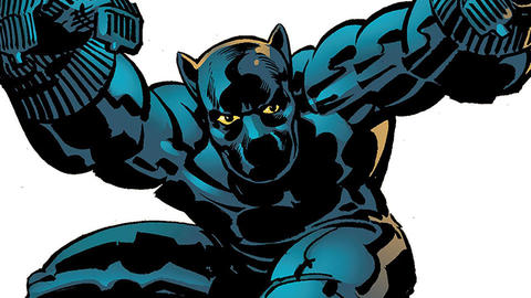 Image for Kirby 100: The Black Panther