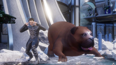 Image for Marvel Games Rolls Out the Red Carpet for the Inhuman Royal Family