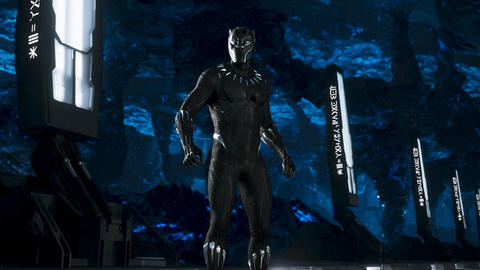 Image for Marvel Studios' 'Black Panther' Has an Opening Weekend Worthy of a King