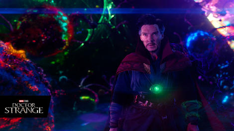 Image for Bring Home the Mystifying, Mind-Bending Journey Marvel Studios' 'Doctor Strange' on Digital HD Feb. 14 and Blu-ray™ Feb. 28