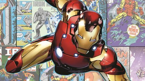 Image for Olivier Coipel Celebrates Invincible Iron Man #600