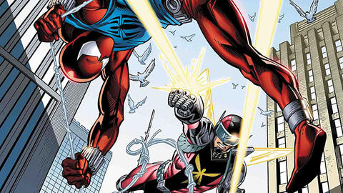 Image for Ben Reilly: Scarlet Spider Welcomes Back the Slingers – But One Has a Secret