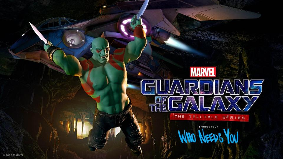 Image for 'Marvel's Guardians of the Galaxy: The Telltale Series' goes Pop!