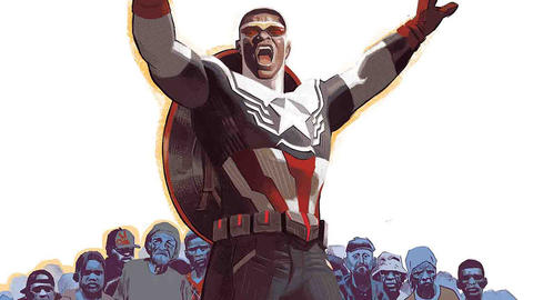 Image for Psych Ward: Captain America