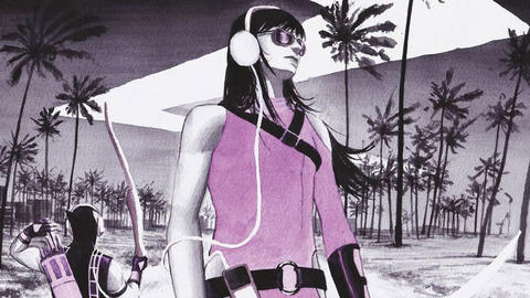 Image for Hawkeye: Manifest Destiny