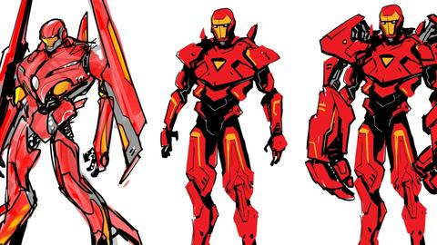 Image for Valerio Schiti Gives Tony Stark a New Toolbox