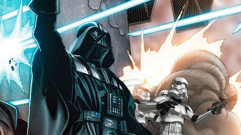 Image for Star Wars Spotlight: Darth Vader – Shadows & Secrets