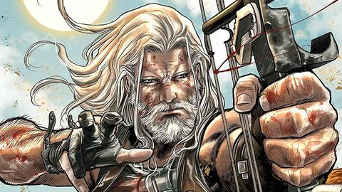 Image for Old Man Hawkeye: Eye for an Eye