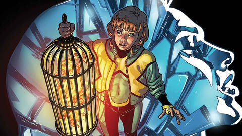 Image for Jean Grey: Psychic Violence