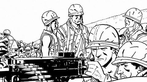 Image for Punisher: The Platoon Sketchbook