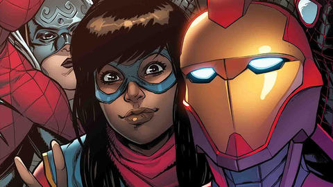 Image for Invincible Iron Man: Riri Meets World