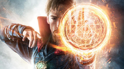 Image for Powerful New Doctor Strange Show Revealed for Marvel Day at Sea