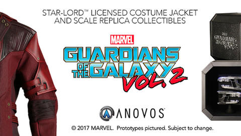 Image for Guardians of the Galaxy Vol. 2 Replica Collectibles