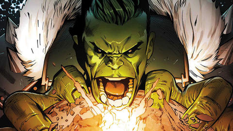 Image for Marvel Legacy: The Incredible Hulk