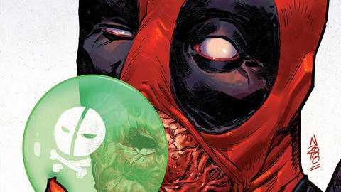 Image for Get Your First Look at DEADPOOL #1