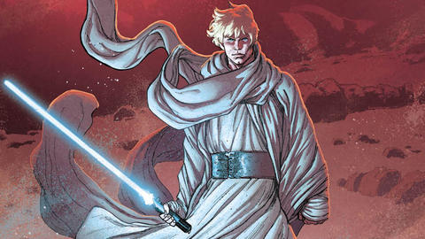 Image for Kieron Gillen and Salvador Larocca Unleash a New Story in STAR WARS