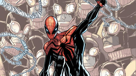 Image for The History of Spider-Man: 2013