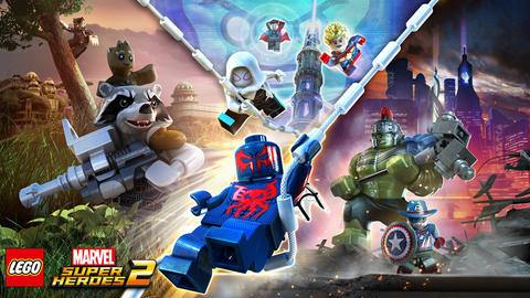 Image for Help 'LEGO Marvel Super Heroes 2′ Win a 2018 Kids' Choice Award
