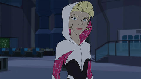 Image for Behind the Scenes With Spider-Gwen and Spider-Girl on 'Marvel's Spider-Man'