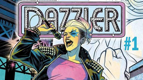 Image for Dazzler Rocks this June