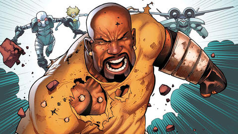 Image for Black History Month: Luke Cage