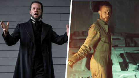 Image for Guy Pearce & Dominic Monaghan Join The Marvel Podcast