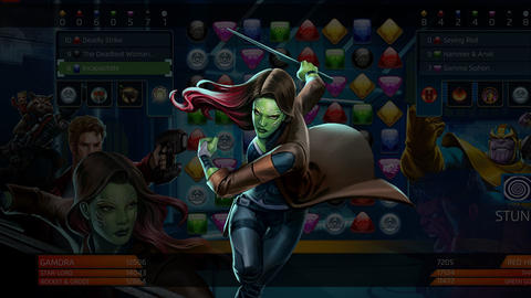 Image for Piecing Together Marvel Puzzle Quest: Gamora