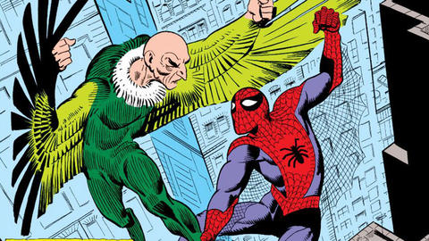 Image for The History of Spider-Man: 1962-1963
