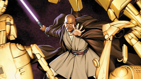 Image for Star Wars: Mace in Your Face
