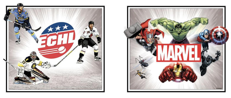 ECHL Marvel
