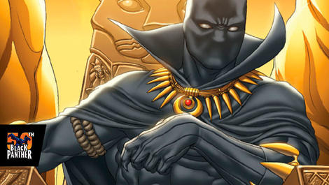 Image for Black Panther's Pride: The Panther Once More
