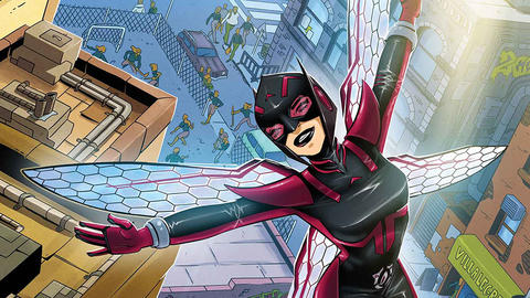 Image for Unstoppable Wasp: Smart Girls Rule
