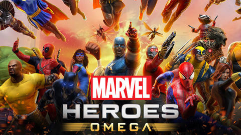 Image for Marvel Heroes Omega: Coming to Consoles