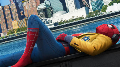 Image for Tom Holland, Marisa Tomei & More from the 'Spider-Man: Homecoming' Cast Join This Week in Marvel