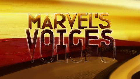 Image for Introducing the Marvel's Voices Podcast