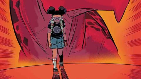 Image for Moon Girl and Devil Dinosaur: Girl's Best Friend