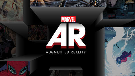 Image for Experience the New Marvel AR App