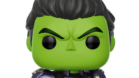 Image for 'Marvel Future Fight' Funko Pops Coming in May