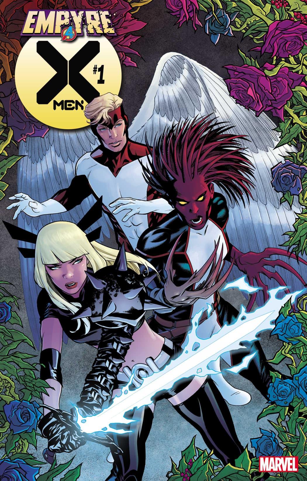 Empyre X-Men #1 cover
