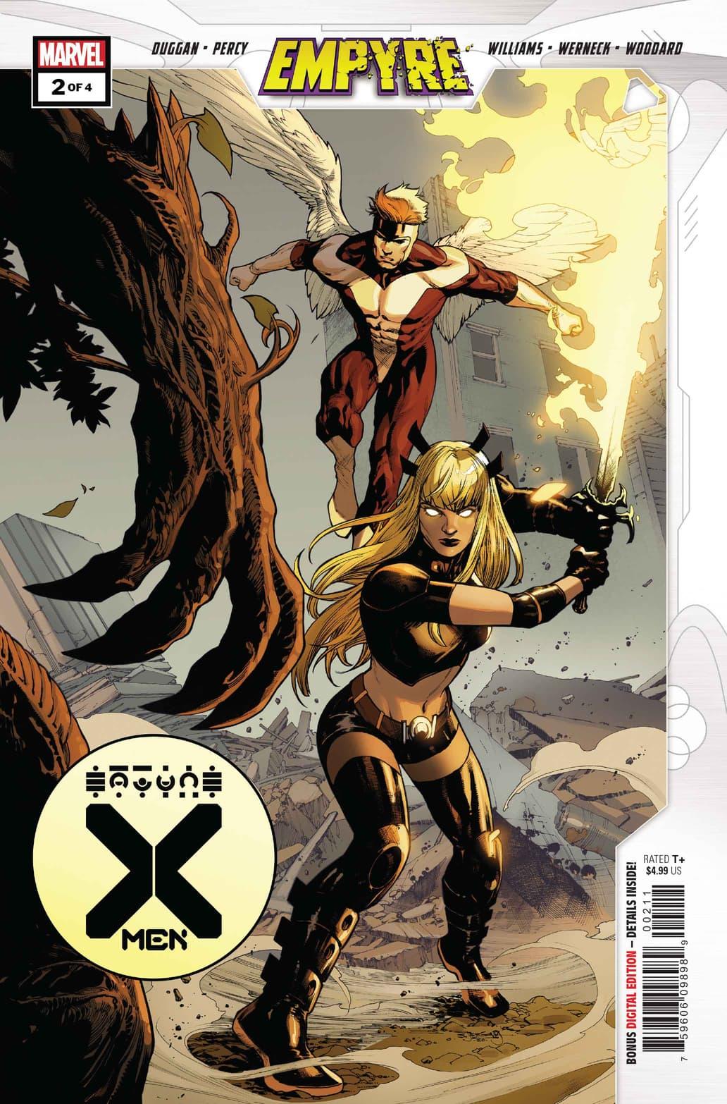 Empyre X-Men #2 cover