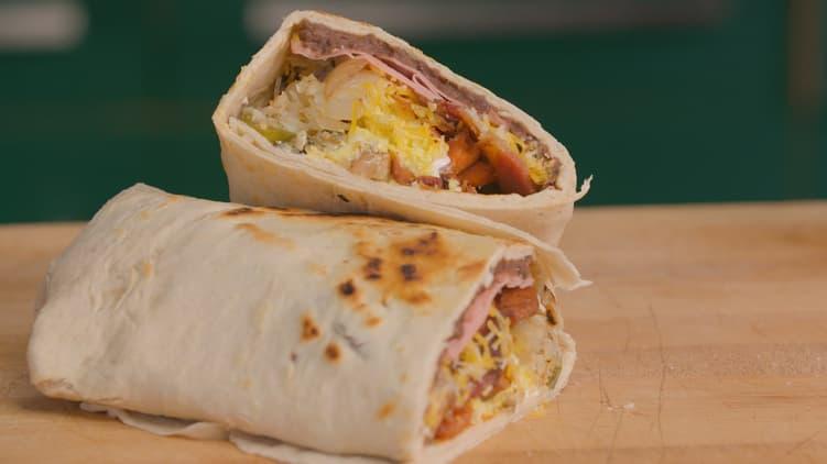 Juggernaut Burrito