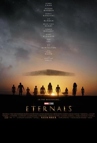 Marvel Studios' Eternals Movie Poster