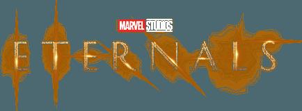 Marvel Studios' Eternals Movie Logo